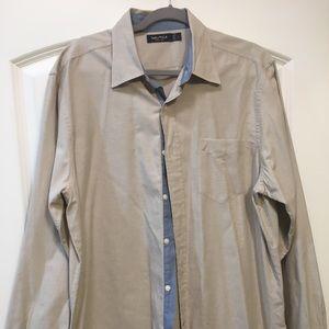 Men's dress shirt Nautica